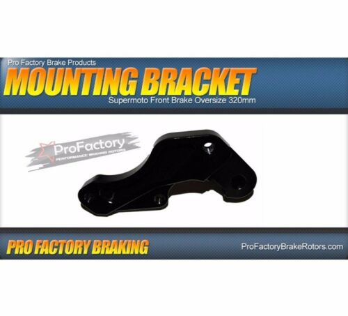 Pro Factory Oversized Mounting Bracket 270mm Black Crf250 crf450 crf 250 450