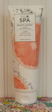 CND SPA BRIGHT CITRON HAND AND FOOT LOTION 8.4 OZ