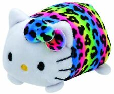 Hello Kitty Multi Coloured Licensed Teeny Ty-6cm Mini Plush Teddy-New Soft Toys