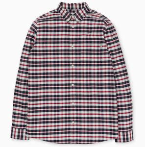 L Duke Calaway Check di Wip Blue s Carhartt M Camicia OAgvRx