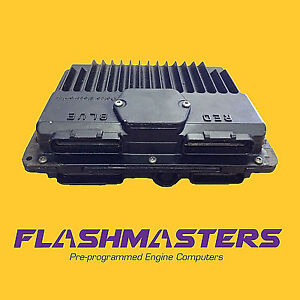 Express 1999 99 Chevy Engine Computer ECM PCM 16263494 Programmed to your VIN