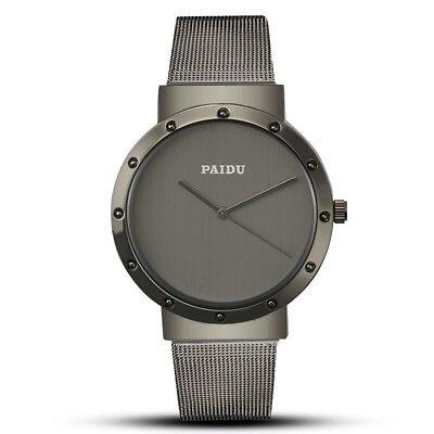 2017 new Unique Design Black Color Dial Chain Unisex Men & Women Wrist Watch !!!