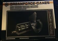 DreamForge: Leviathan Left Handed Vulkcan Cannon- 15mm Leviathan Accessory Weapo