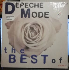 DEPECHE-MODE-THE-BEST-OF-VOLUME-1-LIMITED-EDITION-DELUXE-TRIPLE-VINYL-2007