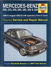 mercedes benz w123 280ce 1976 1985 service repair manual