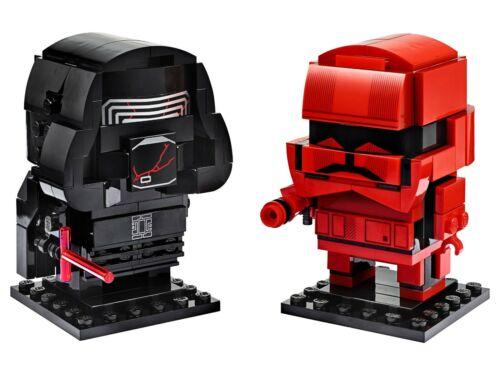 94+95 BrickHeadz 75232 Kylo Ren™ und Sith Trooper™ NEU/&OVP LEGO® STAR WARS™ Nr