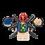 miniature 40 - MARVEL AVENGERS DC COMICS Minifigure custom tipo Lego Batman Superman venom BIG