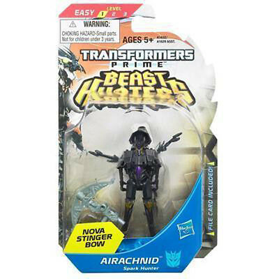 Transformers Beast Hunters Legion Class Airachnid Figure Brand New Fast