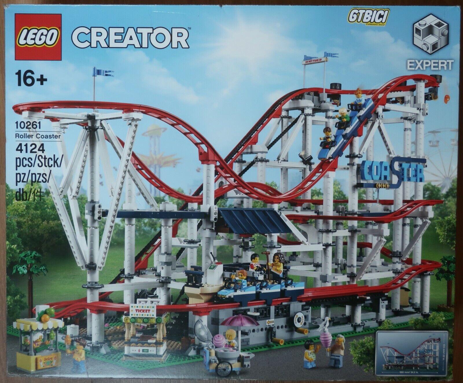 Lego 85976-nuevo medio Azure amigos montaña rusa pistas curvas//1 Por Pedido