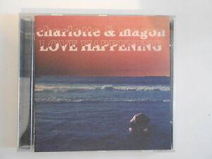 CHARLOTTE-amp-MAGON-LOVE-HAPPENING-CD-ALBUM-gt-PORT-GRATUIT