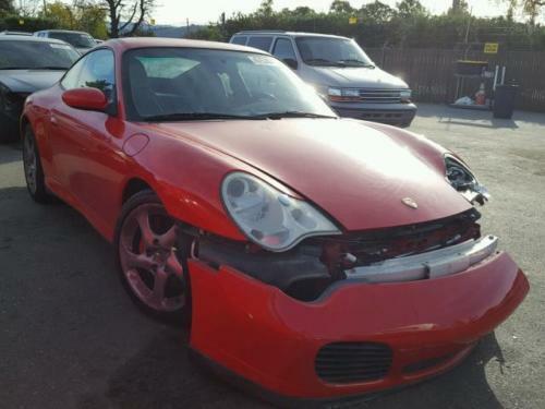 Porsche 996 986 Boxster Throttle Body 99660511501 Bosch G280760008 52,000 Miles