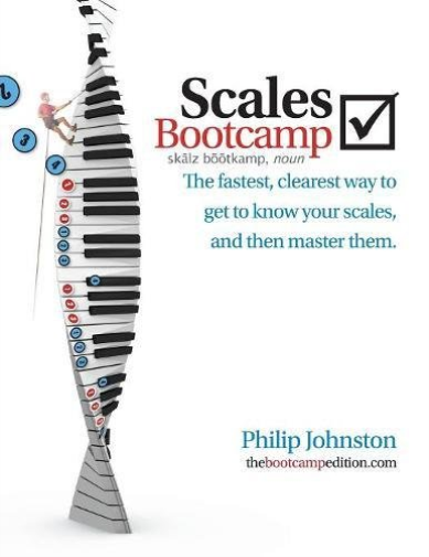 Johnston Philip A-Scales Bootcamp New Color/E (US IMPORT) BOOK NEW