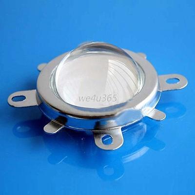 44mm Lens + Reflector Collimator+Fixed bracket For 20W 30W 50W 70W 100W 120W LED