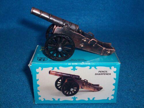 DIECAST Revolutionary War Cannon MIB