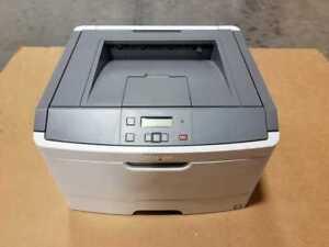 Lexmark E360dn Printer Drivers Windows