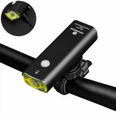 GACIRON Professional Riding Bike Cycling Head Light 800 lumens USB Charge LED BG
