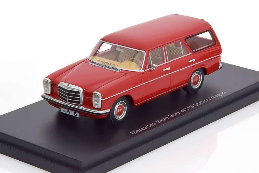 RARE Mercedes 220 (W115) Binz Kombi, - 1 43 Scale by BOS