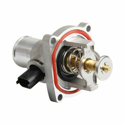 Engine Coolant Thermostat Assembly w// Housing For Chevy Aveo Cruze Sonic Pontiac