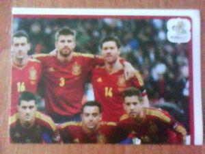** PANINI EURO 2012 ** STICKER ** # 284 Spain Espana Spanien - PL, Polska - ** PANINI EURO 2012 ** STICKER ** # 284 Spain Espana Spanien - PL, Polska