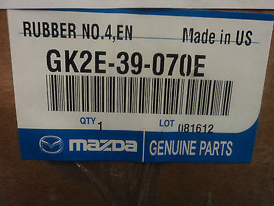 MAZDA 6 2003-2008 NEW OEM RUBBER ENGINE//TRANSMISSION MOUNT NUMBER 4 GK2E-39-070E