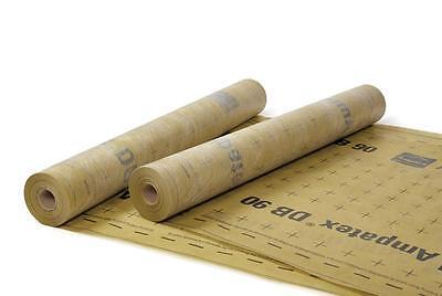 Zielstrebig 1,76€/m² Ampatex Db 90 Dampfbremse Rolle=100x1,5m Kaufen Sie Immer Gut