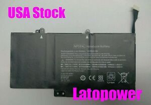 Details about Replacement For HP ENVY X360 15-U011DX Battery NP03XL 11 4V  43WH 761230-005 HSTN