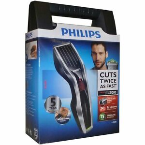 Philips-HC5440-Hair-Clipper-Series-5000-Dual-Cut-Technology-Beard-Comb-Included