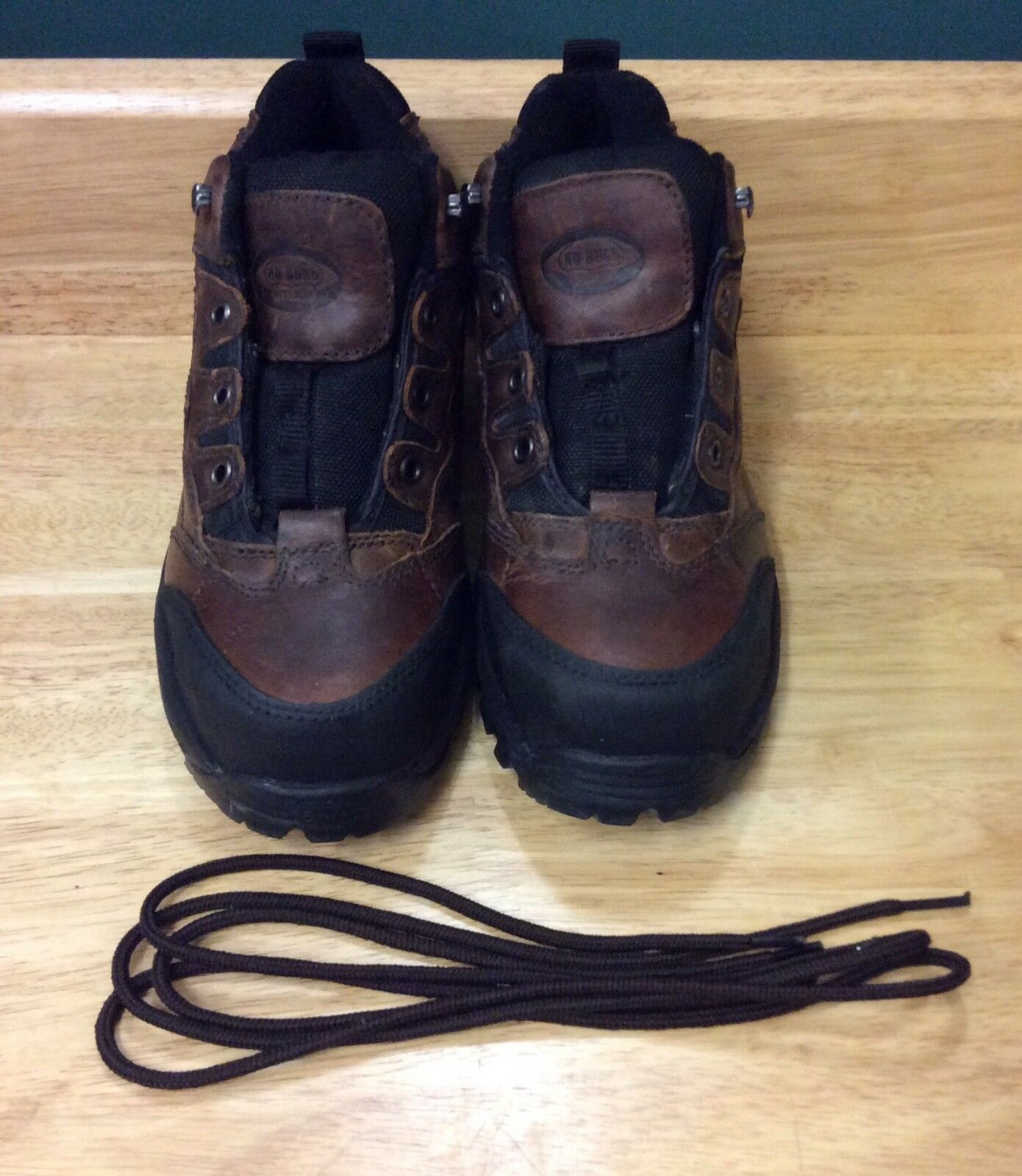 Vintage Femme No-Bull travail Toe Ware Steel Toe travail Cap Boots-UK taille 4-NOS c7902e