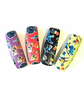 C34-Spectacles-Reading-Glasses-Hard-Case-Rio-Kids-Pattern-Animal-Design-Covered