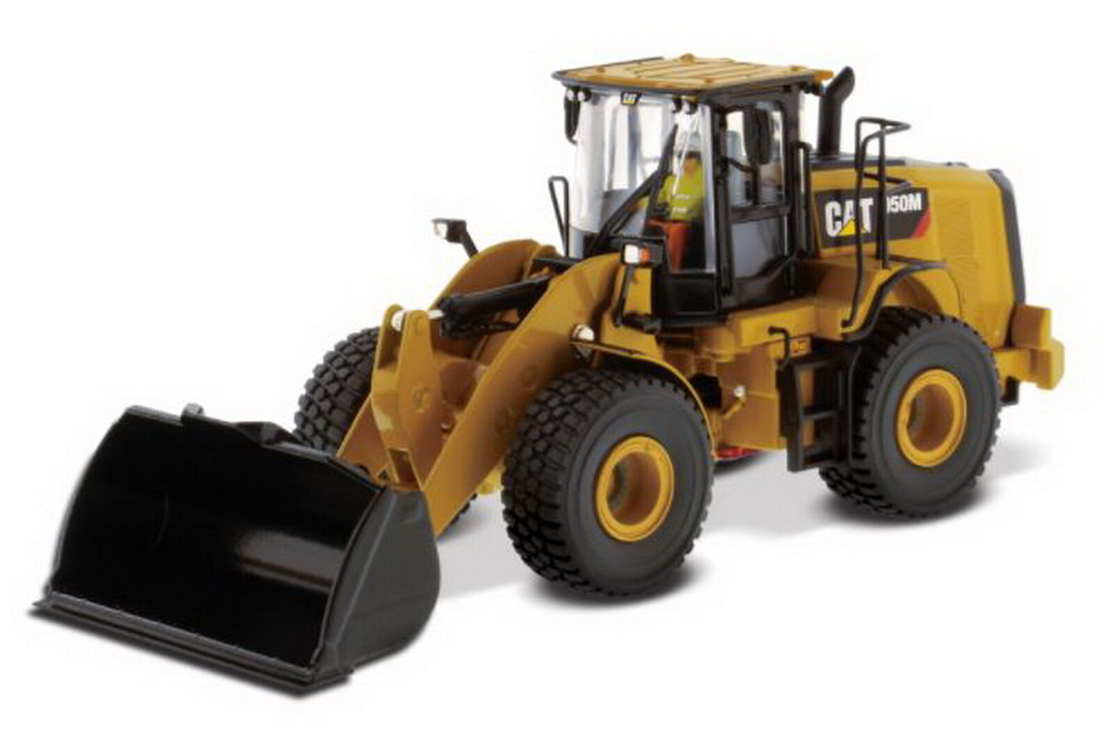 1 50 dm Caterpillar Cat 950M Rueda Cargador Diecast Modelo