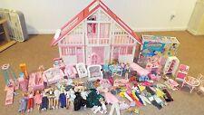 LARGE Vintage Barbie Doll DREAM HOUSE A-Frame,  Dolls  Furniture ++++