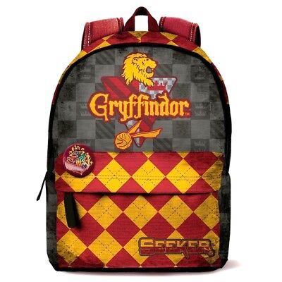 Sac Quidditch Harry Marron Dos À DeuxEbay Potter Gryffindor Ful1Jc3TK