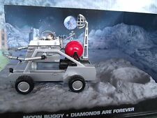 1/43 Moon Buggy James Bond DIAMONDS ARE FOREVER  007 series  diorama