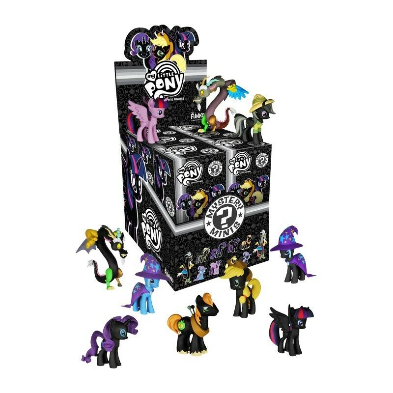 MY LITTLE PONY: Mystery Minis S2 Blind Box 2.5