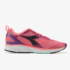 Sneakers Rosa Donna 38 Scarpa Running 40 2 Diadora W Fluo 5 40 Kuruka Corsa Nero wXS8A0qpx