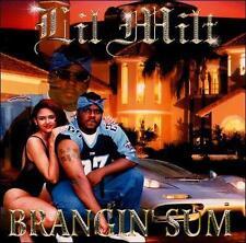 Lil Milt -Brangin Sum G Funk 2000 Eastwood Nashville Playa G Rare! Sealed NEW