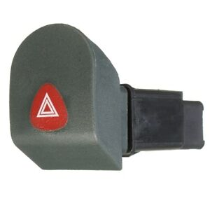Peligro De Luz De Advertencia Tablero Interruptor De Bot/ón Rojo