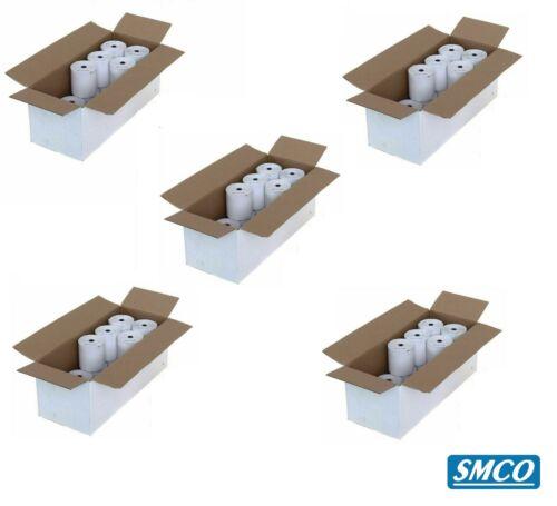 SAMSUNG ER-650 ER650 ER 650 THERMAL TILL ROLLS Receipt Paper 57mm x 57mm BY SMCO