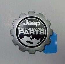 Jeep Performance Parts >> Mopar Jeep Performance Parts Badge Emblem 82214271