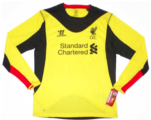 Liverpool 2012-13 Goalkeepers' Jersey (2XL) BRAND NEW W TAGS