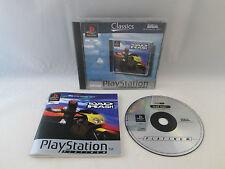 Playstation 1 PS1 PSX - Road Rash - Platinum