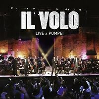 Il Volo - Live A Pompei [new Cd] Italy - Import, Ntsc Region 0 on Sale