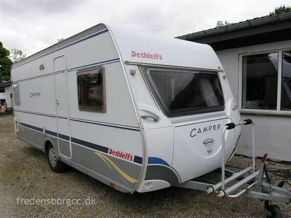 Dethleffs 2005 - Dethleffs Camper 510 DBSÆLGES MED