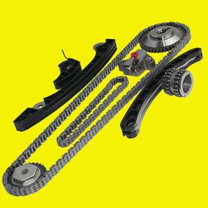 Full Timing Chain Kit For Nissan Versa Juke Tiida Micra Note 1.6L Engine HR16DE 13070-ED010 13021-ED000 13070-ED000