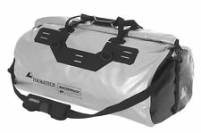TOURATECH Saddle-bag Ortlieb Rack-Pack Adventure silver/black Size L 49L NEW
