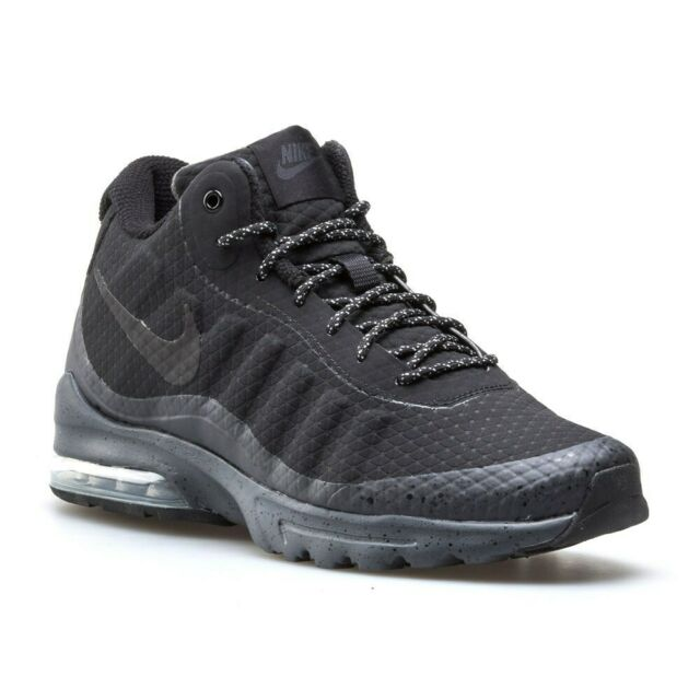 Nike Air Max Invigor Mid 858654004 black halfshoes