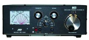 MFJ-969-Deluxe-HF-Antenna-Tuner-w-Built-in-4-1-Balun-300W-6-160-Meters