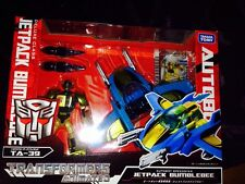 Japanese Transformers Animated Exclusive TA39 Jetpack Bumblebee Unreleased Usa
