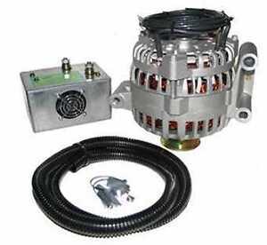 200 Amp 8476 Alternator Ford F Super Duty 6.0L High Output Performance HD NEW