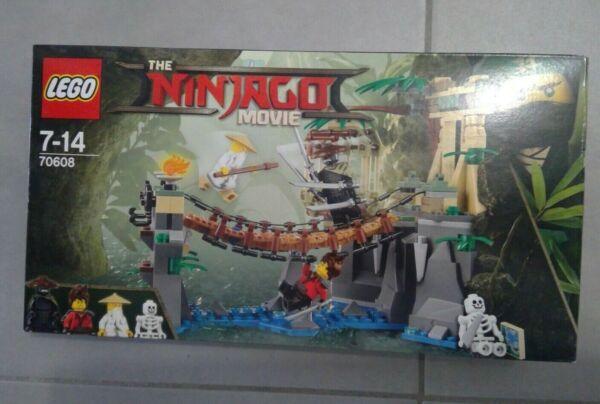 (sealed) Lego Ninjago Movie 70608 : Master Falls